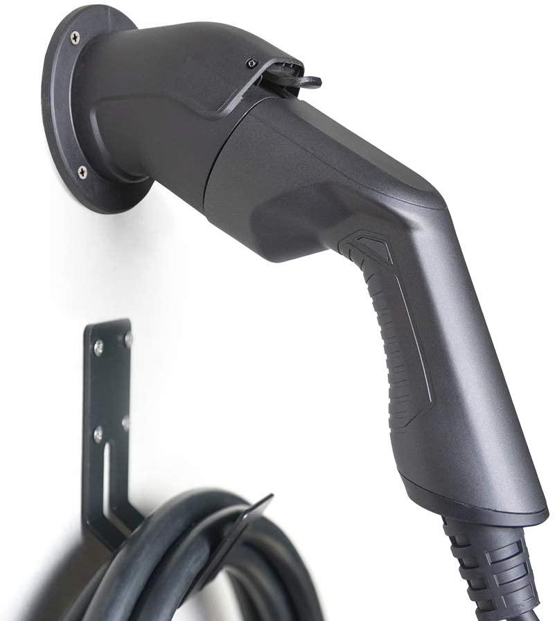 steckerhalter typ2 ladekabel wand Wallbox Kabelhalter